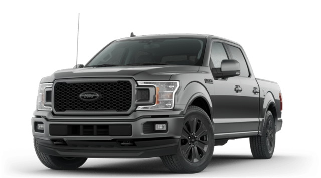 New 2020 Ford F-150 Lariat 501A SuperCrew in Woodstock, IL